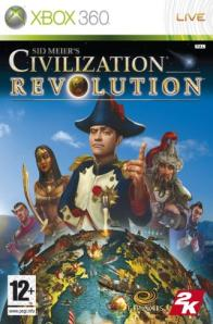 Sid Meier's Civilization Revolution Xbox 360