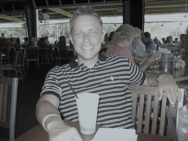 Jason Caldarera at LuLu's Gulf Shores, AL